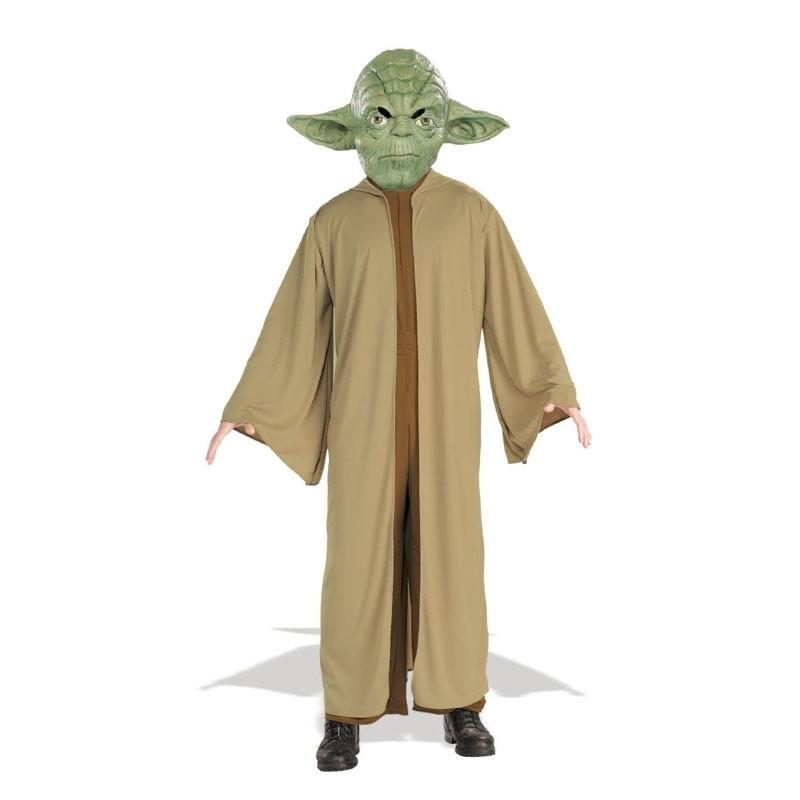 Disfraz Star Wars Yoda Clasico inf