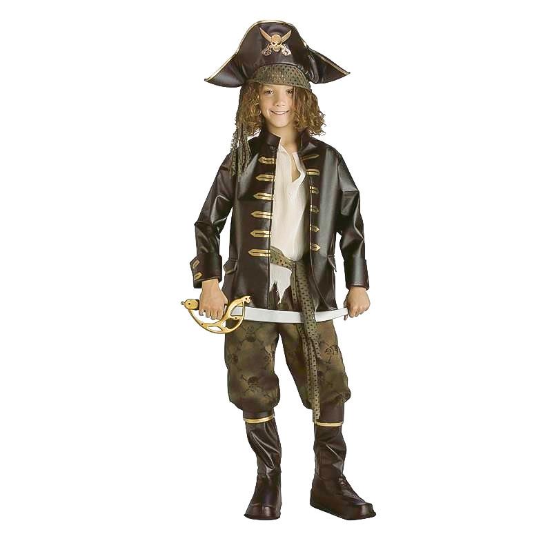 Disfraz Capitan Pirata de los 7 mares