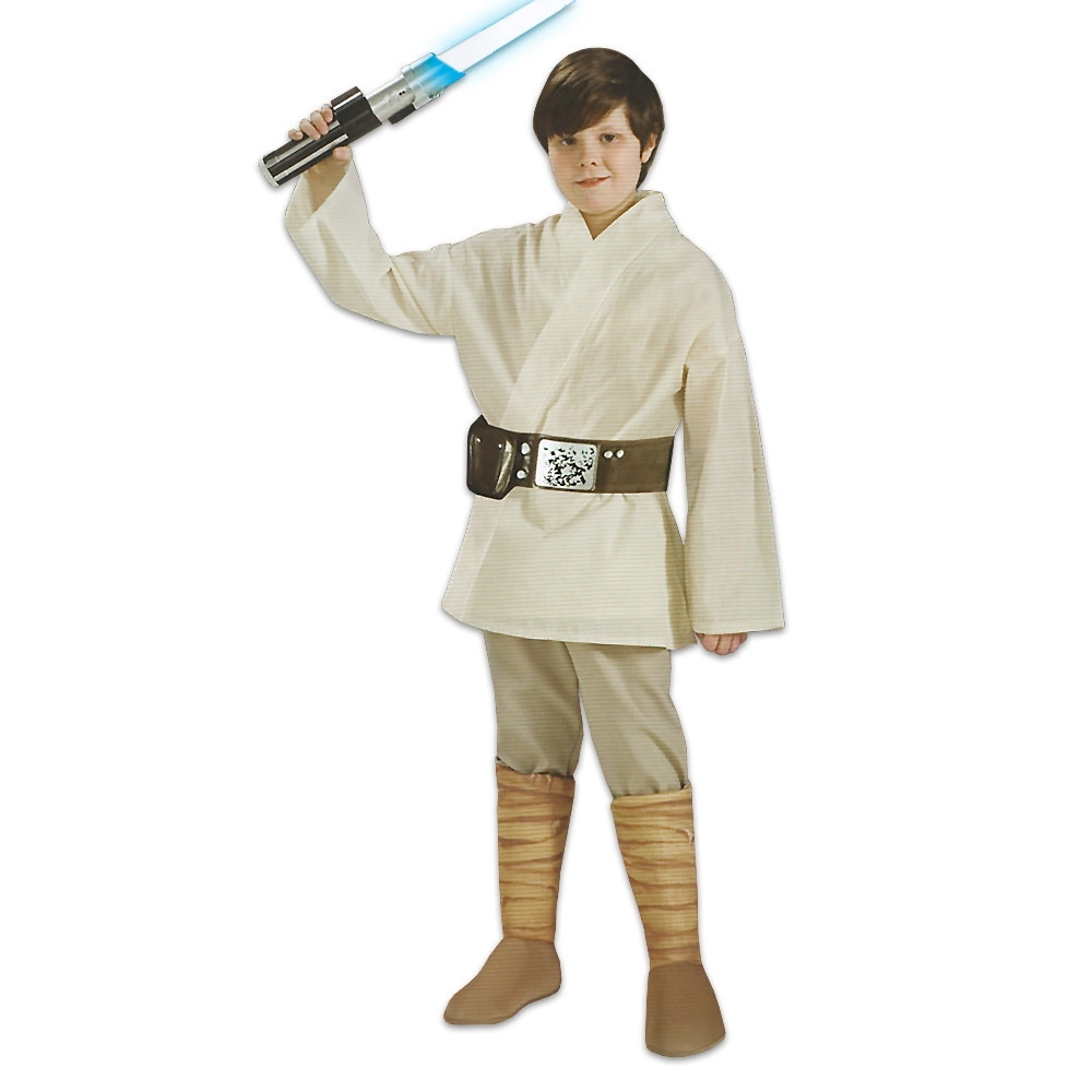 Disfraz Star Wars Luke Skywalker deluxe inf