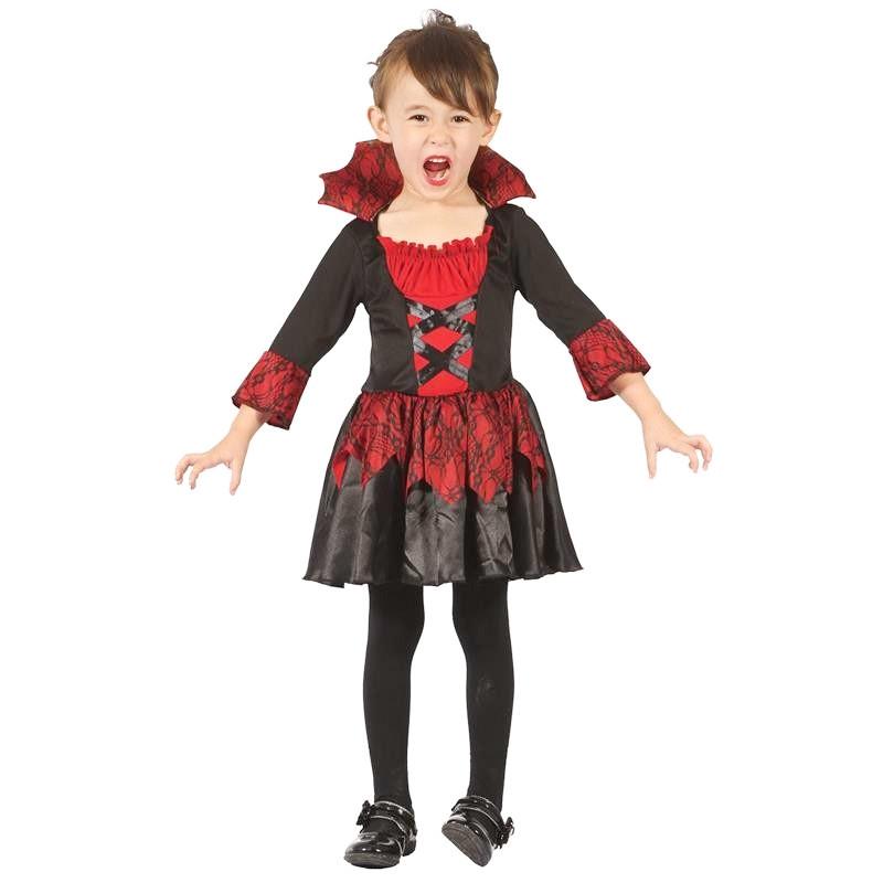 Disfraz vampira para bebé