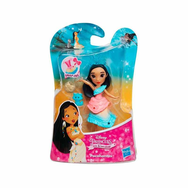 Disney Princess mini muñeca Pocahontas