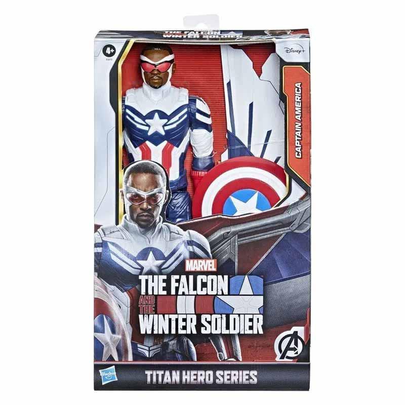 Marvel Avengers Titan Hero Series Capitán América