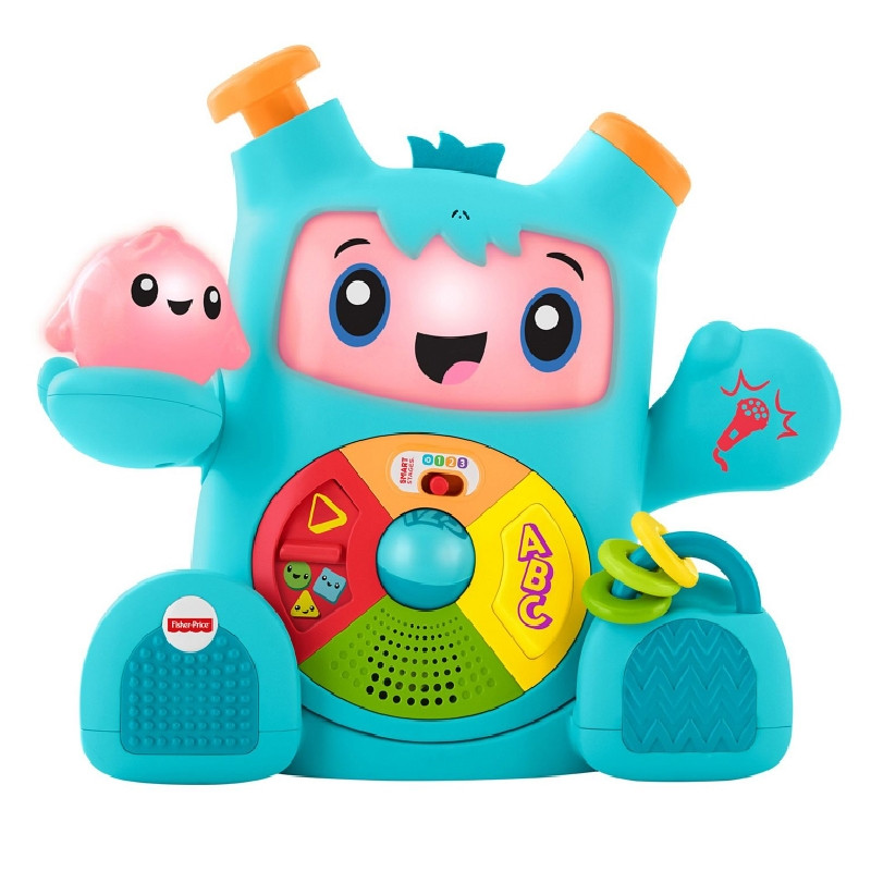 Fisher-Price Rocky Roquero