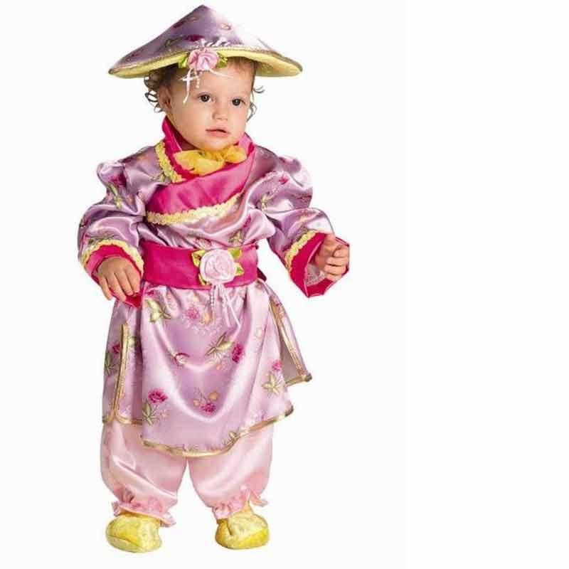 Disfraz China Bebé