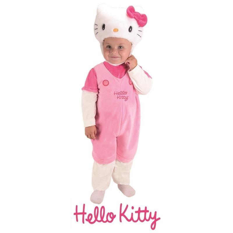 Disfraz Peluche Hello Kitty