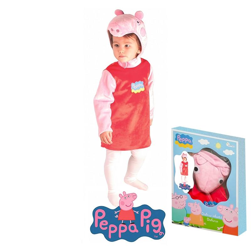 Disfraz Peppa Pig para bebé