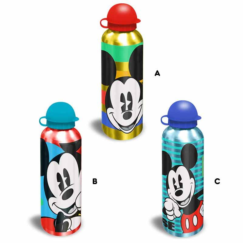 Cantimploras aluminio Mickey
