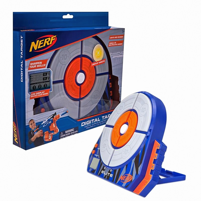 Nerf diana digital