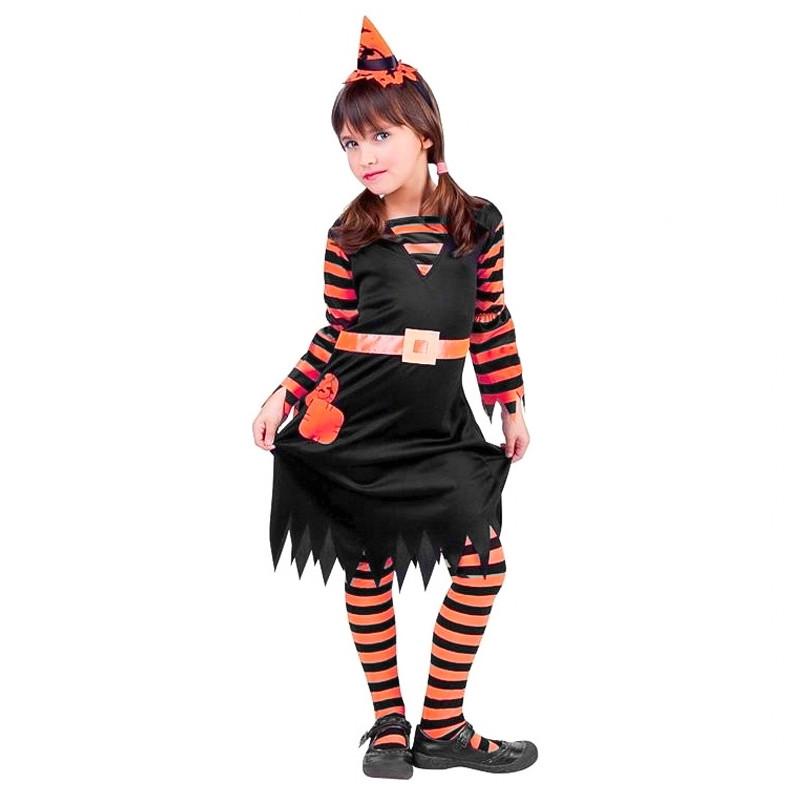 Disfraz bruja Witchy Patch Infantil