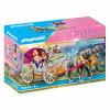Playmobil Princess carruaje tirado por caballos
