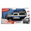 Action Series Coche Policía 30 cm