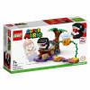 Lego Mario Bross Batalla contra Chomp Cadenas