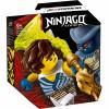 Lego Ninjago Batalla Legendaria Jay vs Serpentine