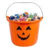 Calabaza portacaramelos Halloween