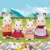 Sylvanian Families familia conejos chocolate