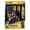 LEGO Batman Movie Batgirl agenda con bolígrafo