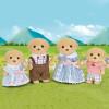 Sylvanian Families - família de perros (labrador)