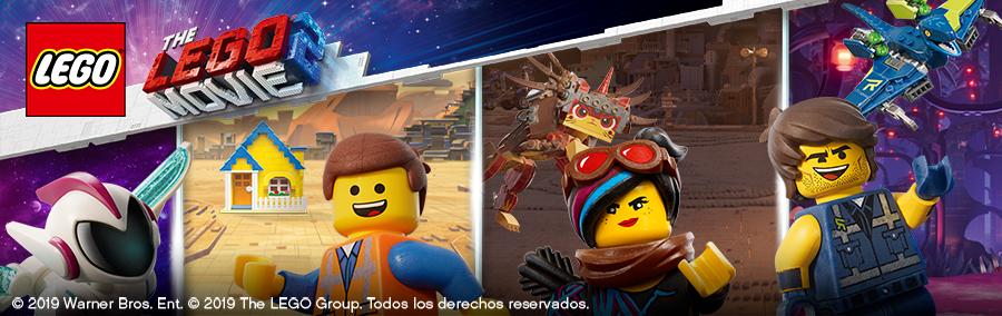 LEGO MOVIE 2esp