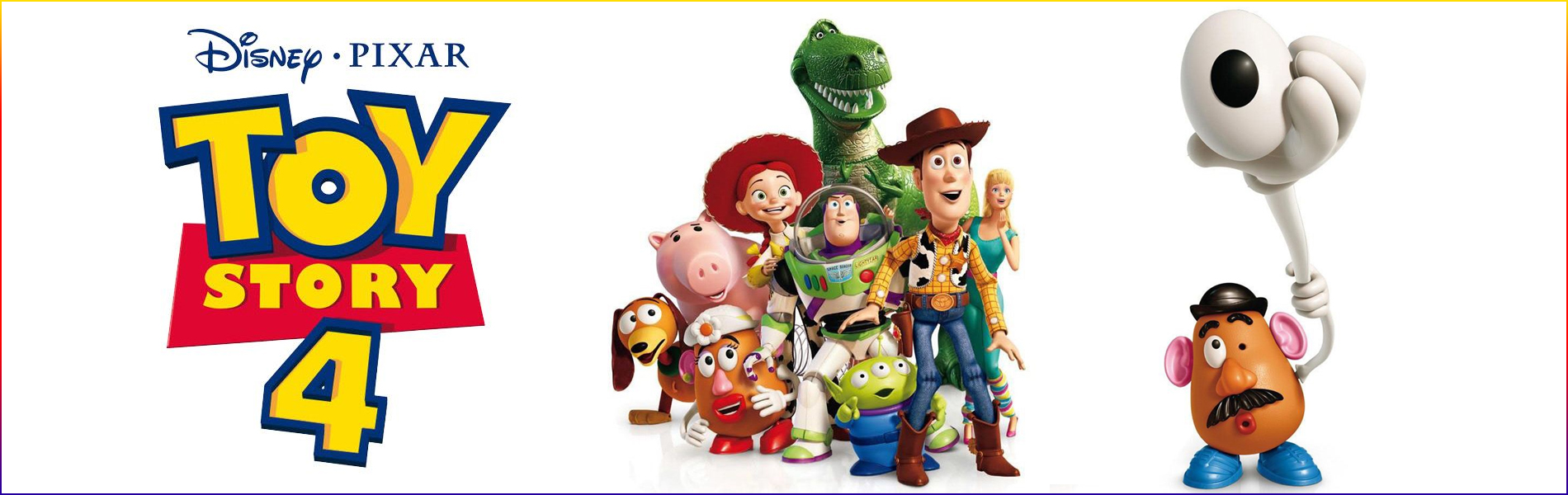 Juguetes Toy Story 4