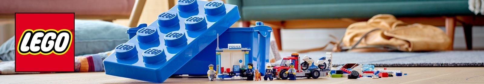 juguetes LEGO al mejor precio