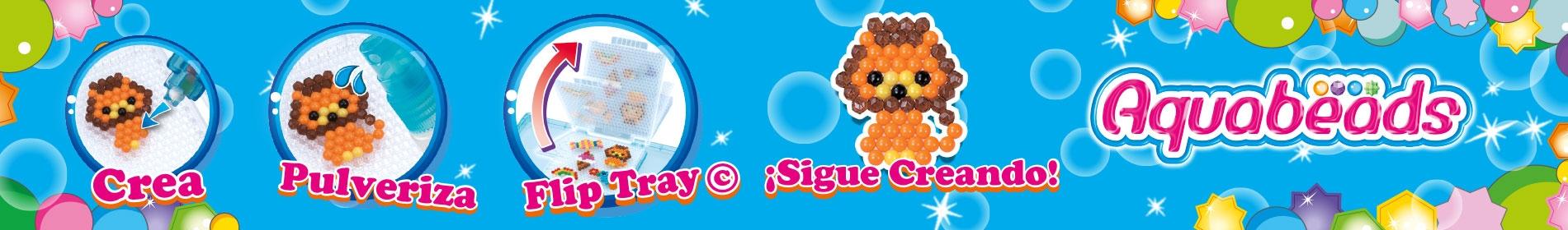 Aquabeads Manualidades Infantiles al mejor precio en nuestra jugueteria online