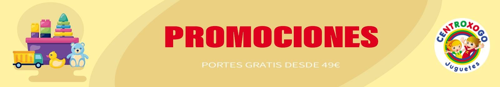 Promocion Oferta de Juguetes Online