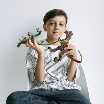Animales y Figuras miticas