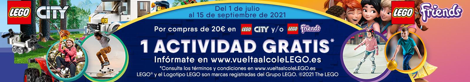 Promoción Lego