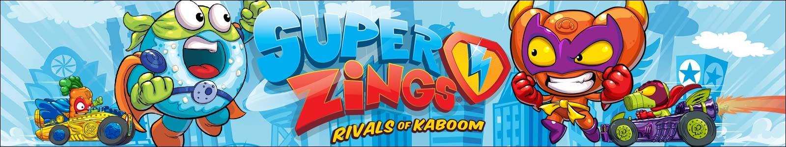comprar Super Zings Online