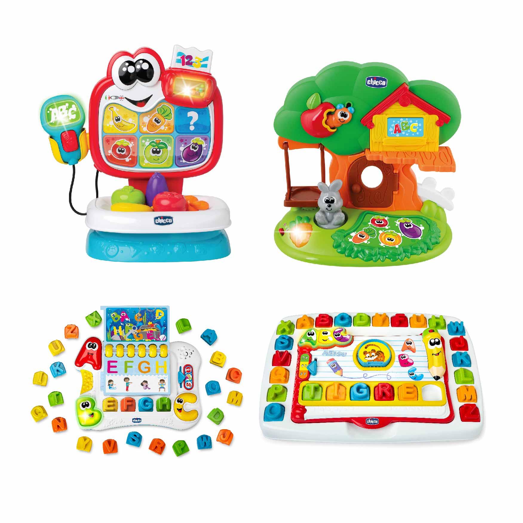 juguetes educativos y bilingues