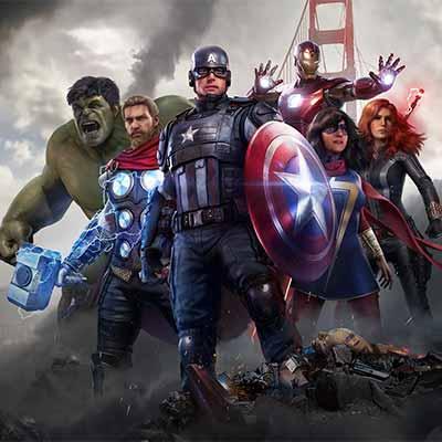 Comprar juegos y juguetes de Avengers Los Vengadores
