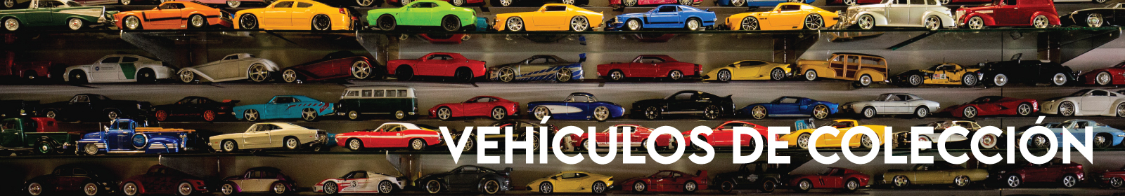 Vehiculos de colección