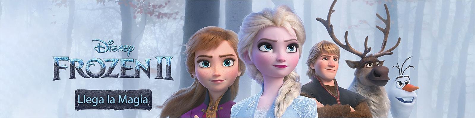 Comprar juguetes Frozen 2 online | Envios Gratis desde 49€
