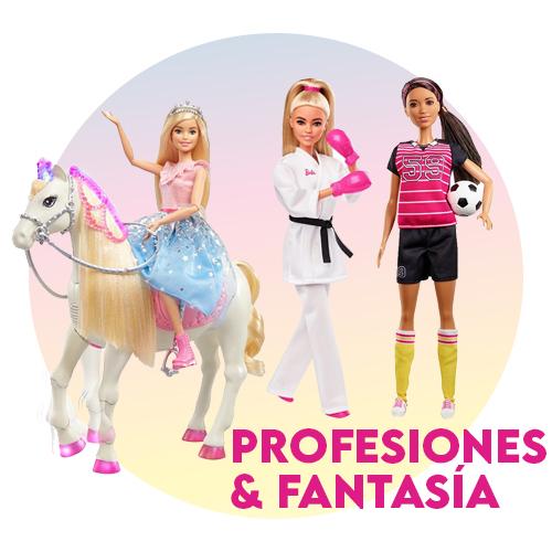 Profesiones y fantasía