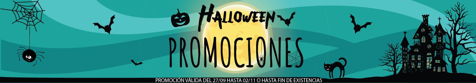 promociones Halloween