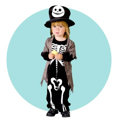 Disfraces Halloween para bebé