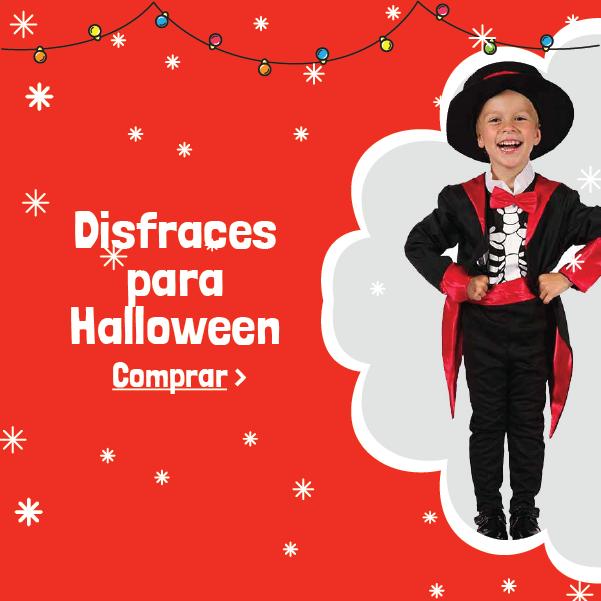 Comprar Disfraces Halloween online