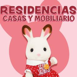 Juguetes de Sylvanian Families Residencias - Casas y Mobiliario