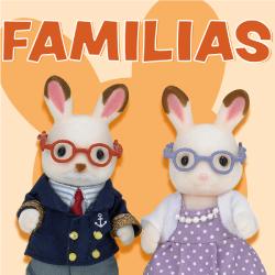 Juguetes de Sylvanian Families Familias Sylvanian