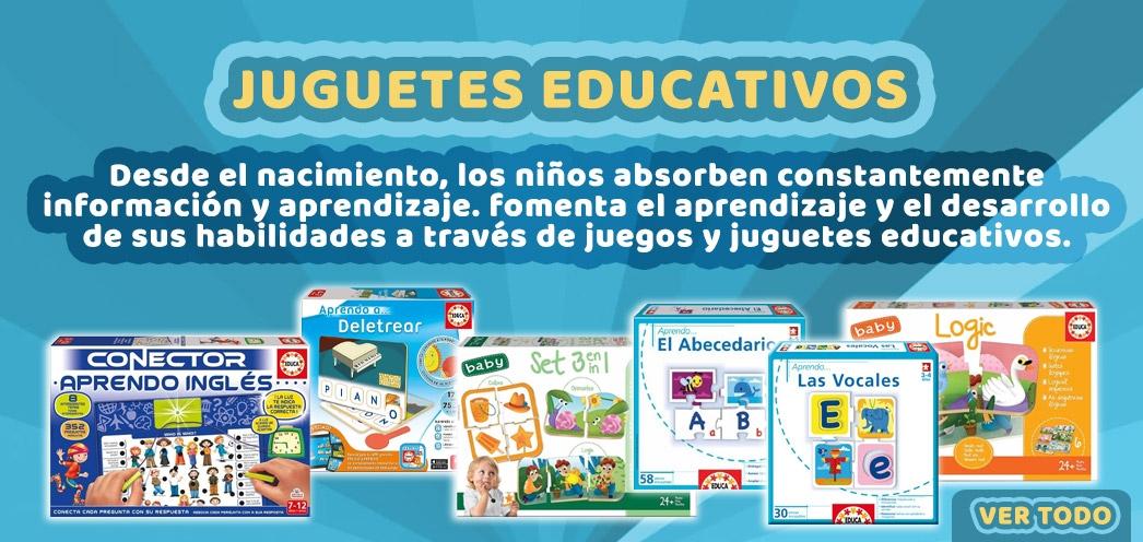 comprar Juguetes Educativos online