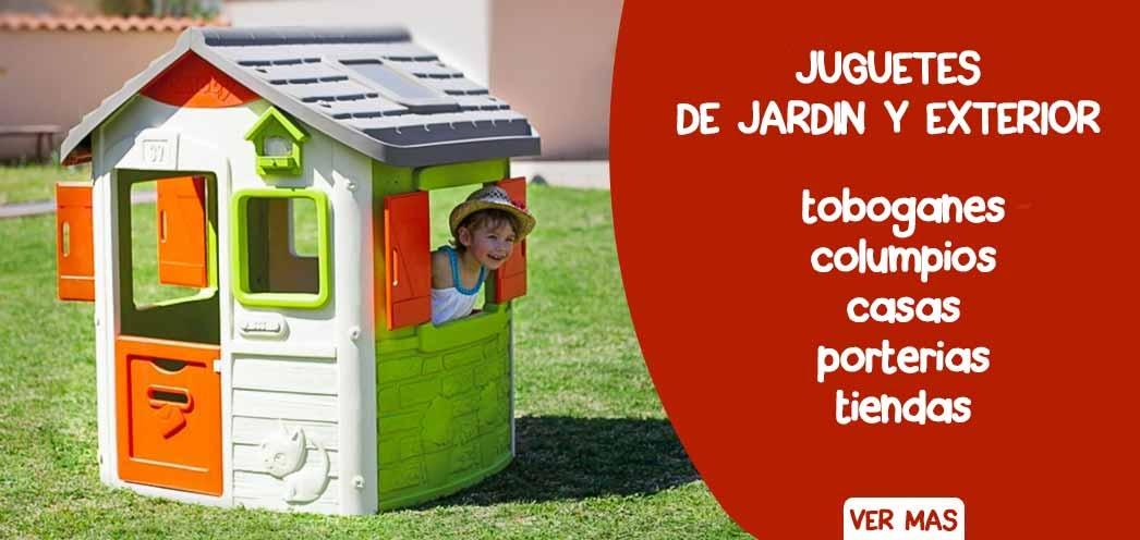 Comprar juguetes de jardin y exterior online