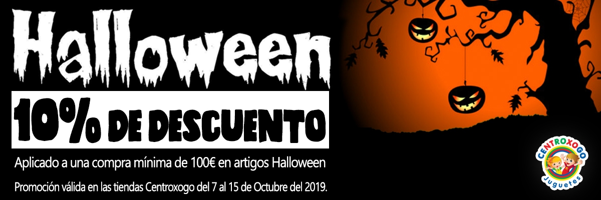 Disfraces, Decoracion, Maquillage y Complementos Halloween