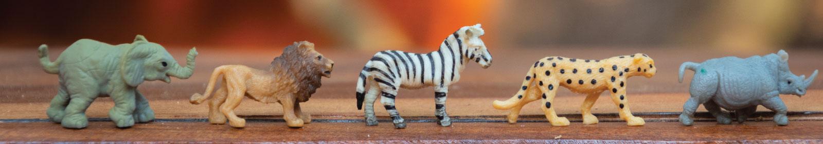 Brinquedos Mundo Animal