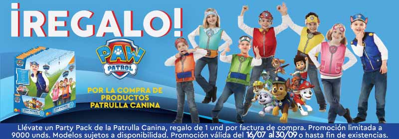 Promociones Patrulla Canina