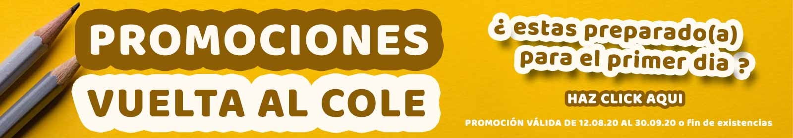 Comprar Vuelta al Cole online a los mejores precios